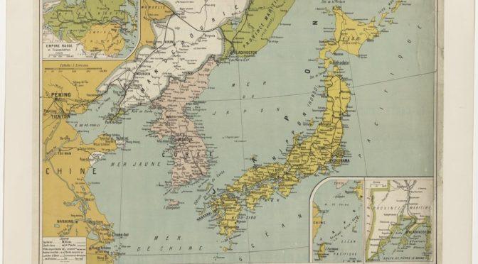 1933 : le Japon photographie la Mandchourie occupée