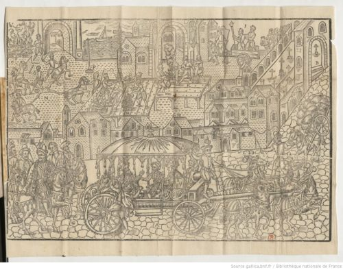 Abregé de l'histoire des roys de France, avec les effigies depuis Pharamond jusques au roy Louys XIII. à present regnant.