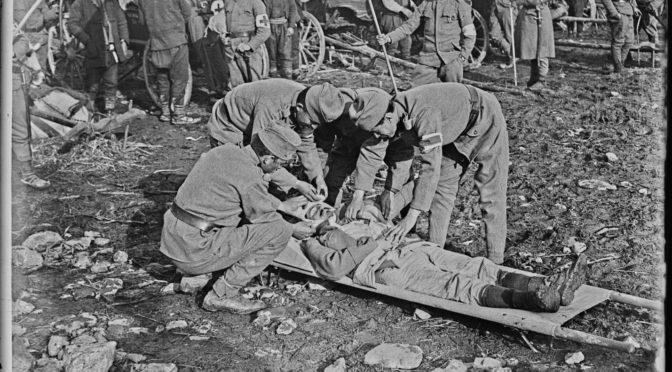 Journal d'un médecin de campagne : un chirurgien français dans les guerres balkaniques