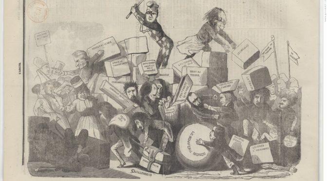 1848 et la «foire aux idées nouvelles» (Partie II).