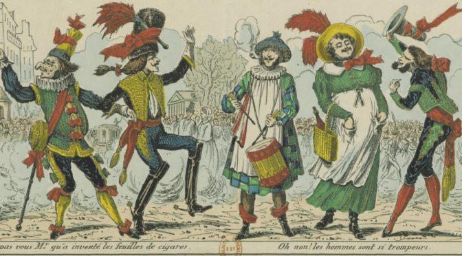 1848 et la «foire aux idées nouvelles» (Partie I)