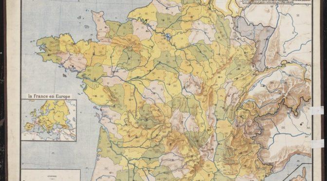 Vidal de la Blache, un historien au service de la géographie
