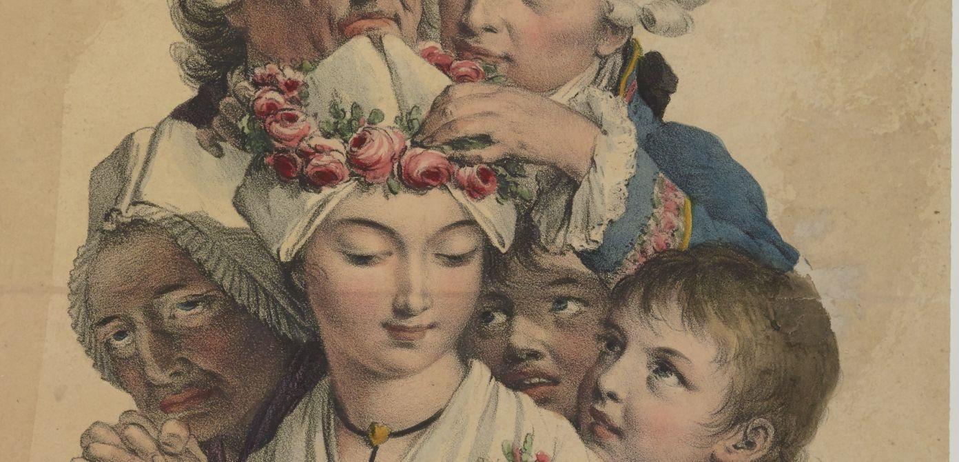 Série – Le couronnement des Rosières