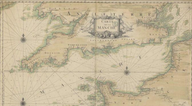 Conférence 16 janvier 2019 : La mer partagée : la France, l'Angleterre et la Manche (XVIIe-XVIIIe siècles)