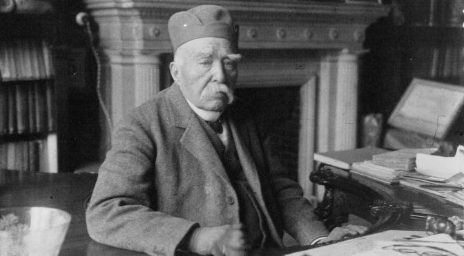 «Année Clemenceau» – après-midi d'étude à la BnF  « Georges Clemenceau et la culture : d'une bibliothèque à l'autre »