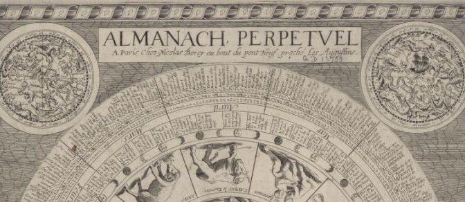 Almanach d'un chercheur associé – Présentation