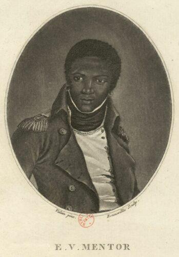 Portrait de Etienne Mentor