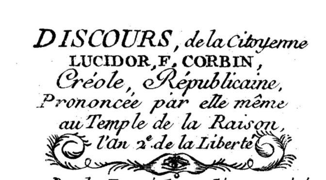 Les premiers abolitionnistes Noirs en métropole (1789-1794) // En collaboration avec le carnet Noire Métropole