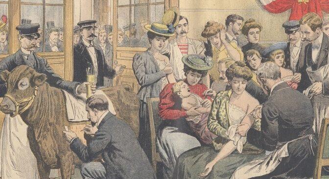 Vaincre les épidémies entre 1900 et 1929  :  isolement, masques, sérums ou vaccins –  Partie IV. La ruée vers les vaccins lors d'une épidémie de variole (1907)
