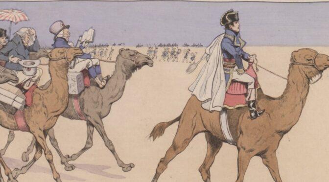 Napoléon à la BnF : les fonds imprimés