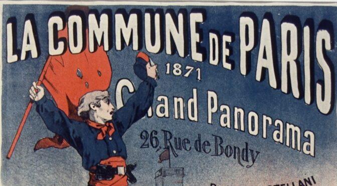Ressources autour de la Commune (1871)