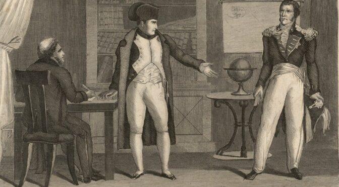 Journée d'étude : Napoléon, l'enseignement et les bibliothèques (diffusion en ligne – 12 mars 2021)
