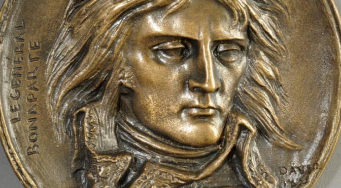 Le médaillon du Général Bonaparte par David d'Angers : un portrait républicain de Napoléon Bonaparte