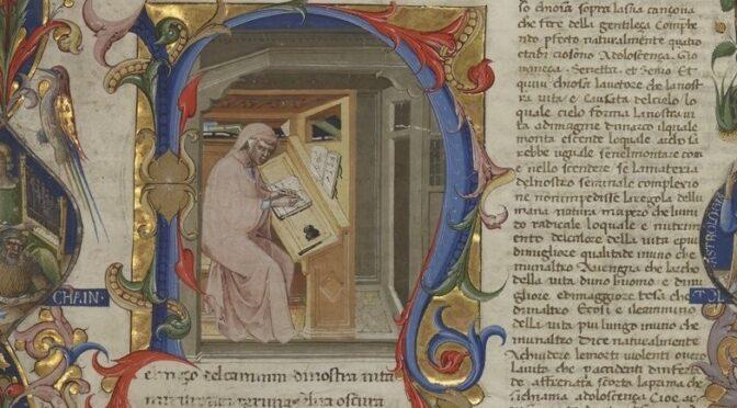 Colloque : Dante en France – Collections, réceptions, traductions. 14 et 15 octobre 2021